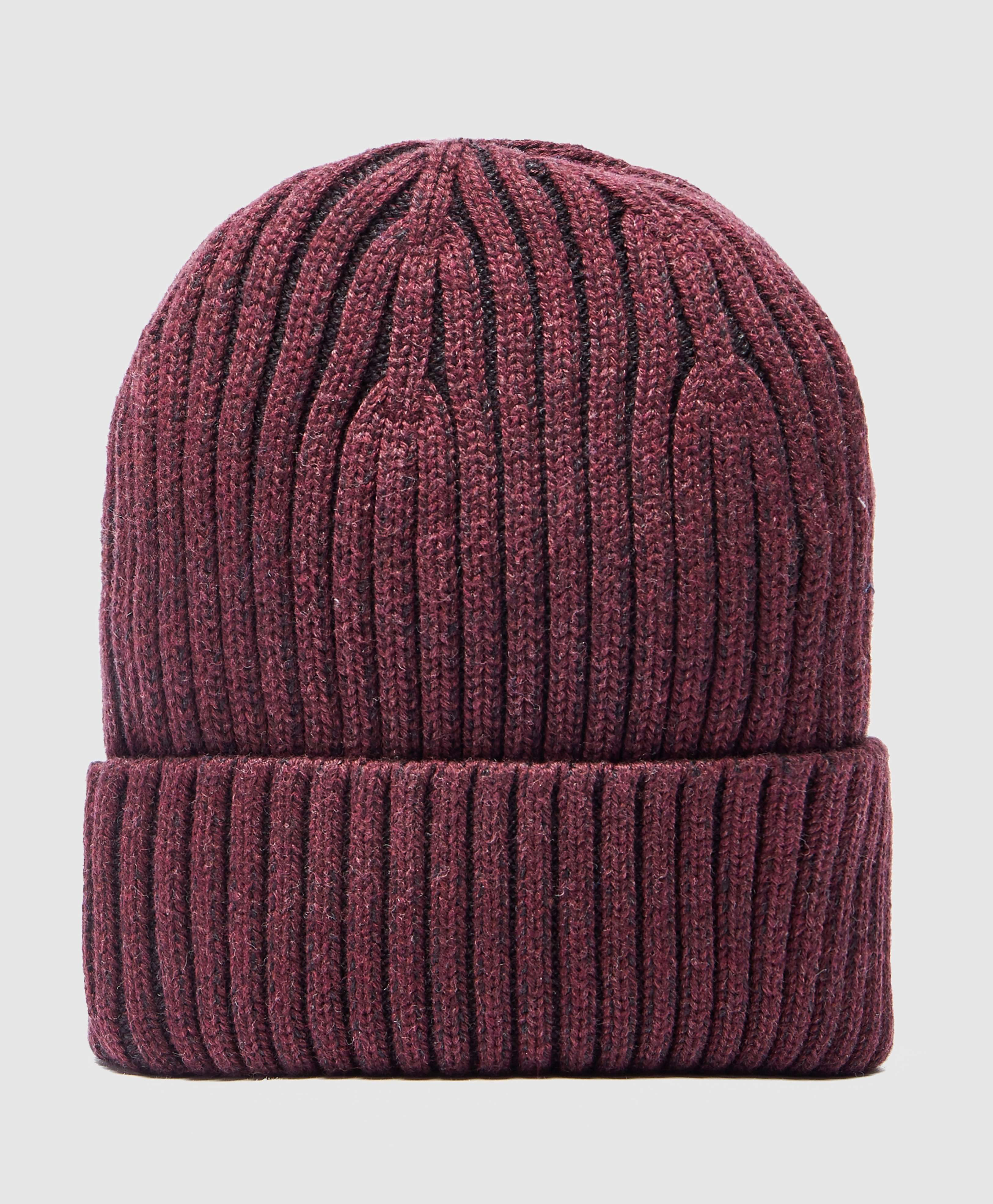 Fred Perry Two Tone Knitted Beanie