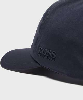 BOSS Nylon Quilted Cap