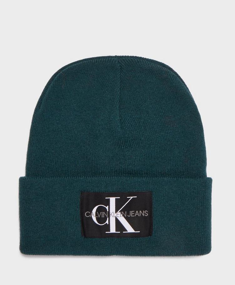 Calvin Klein Logo Beanie