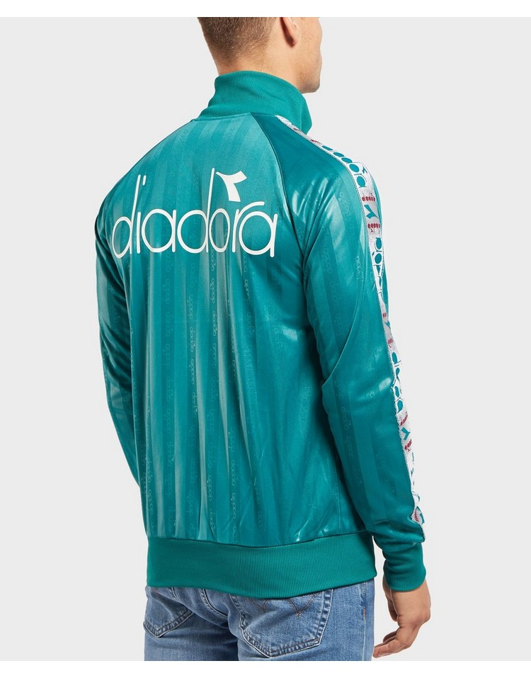 Diadora Offside Poly Tape Track Top