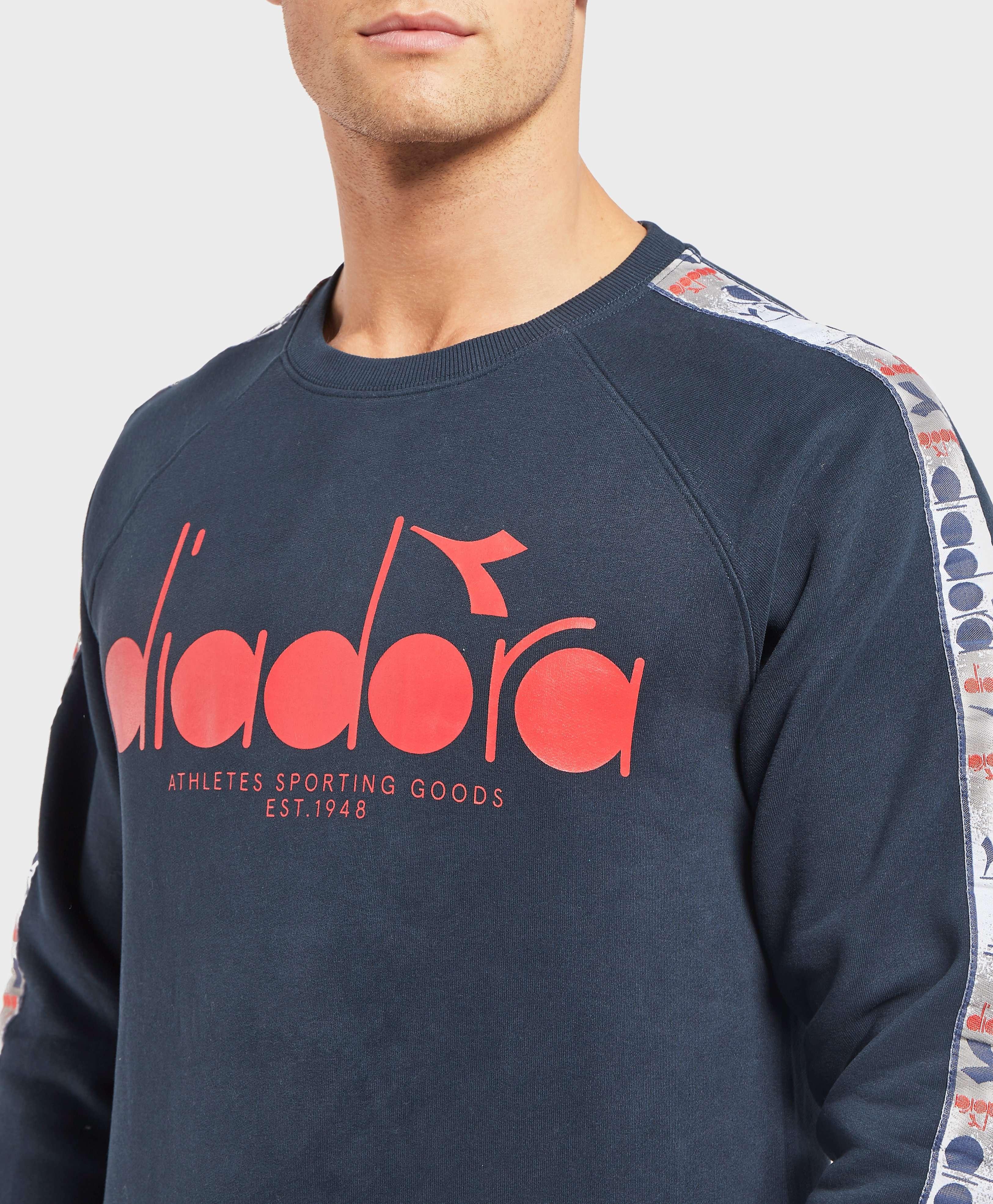 Diadora Tape Crew Sweatshirt