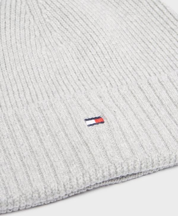 dbfcea6b Tommy Hilfiger Small Flag Beanie | scotts Menswear