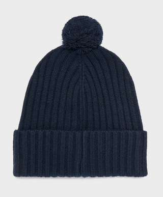 Tommy Hilfiger Ribbed Badge Beanie