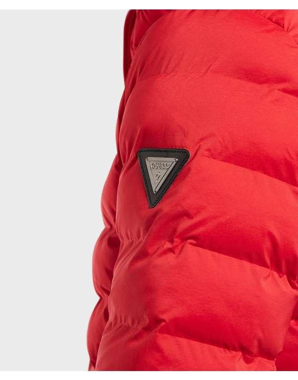 462dbf915 GUESS Seamless Bubble Jacket | scotts Menswear