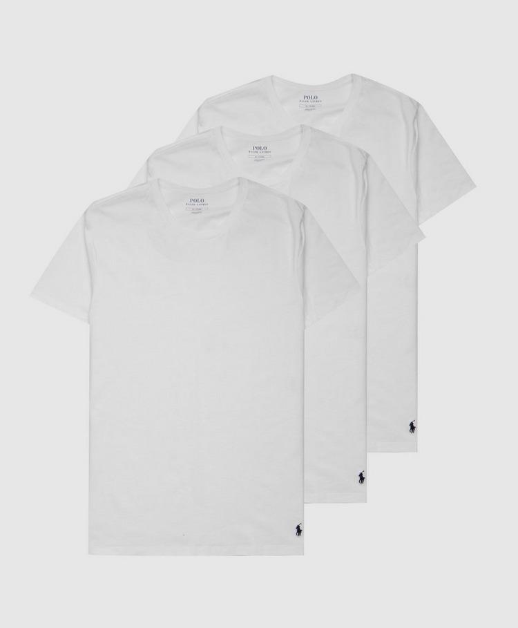 Polo Ralph Lauren Underwear 3-Pack Short Sleeve T-Shirt