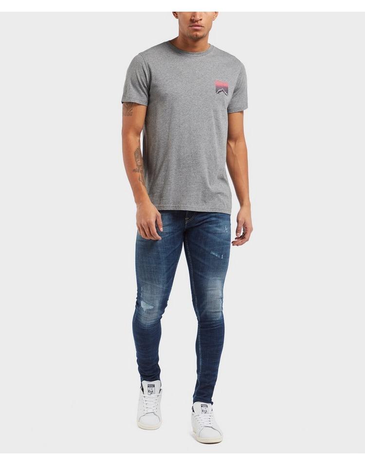 Replay Jondrill Skinny Ripped Jeans