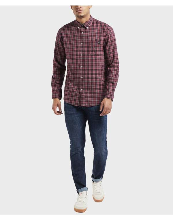 Edwin Standard Check Long Sleeve Shirt