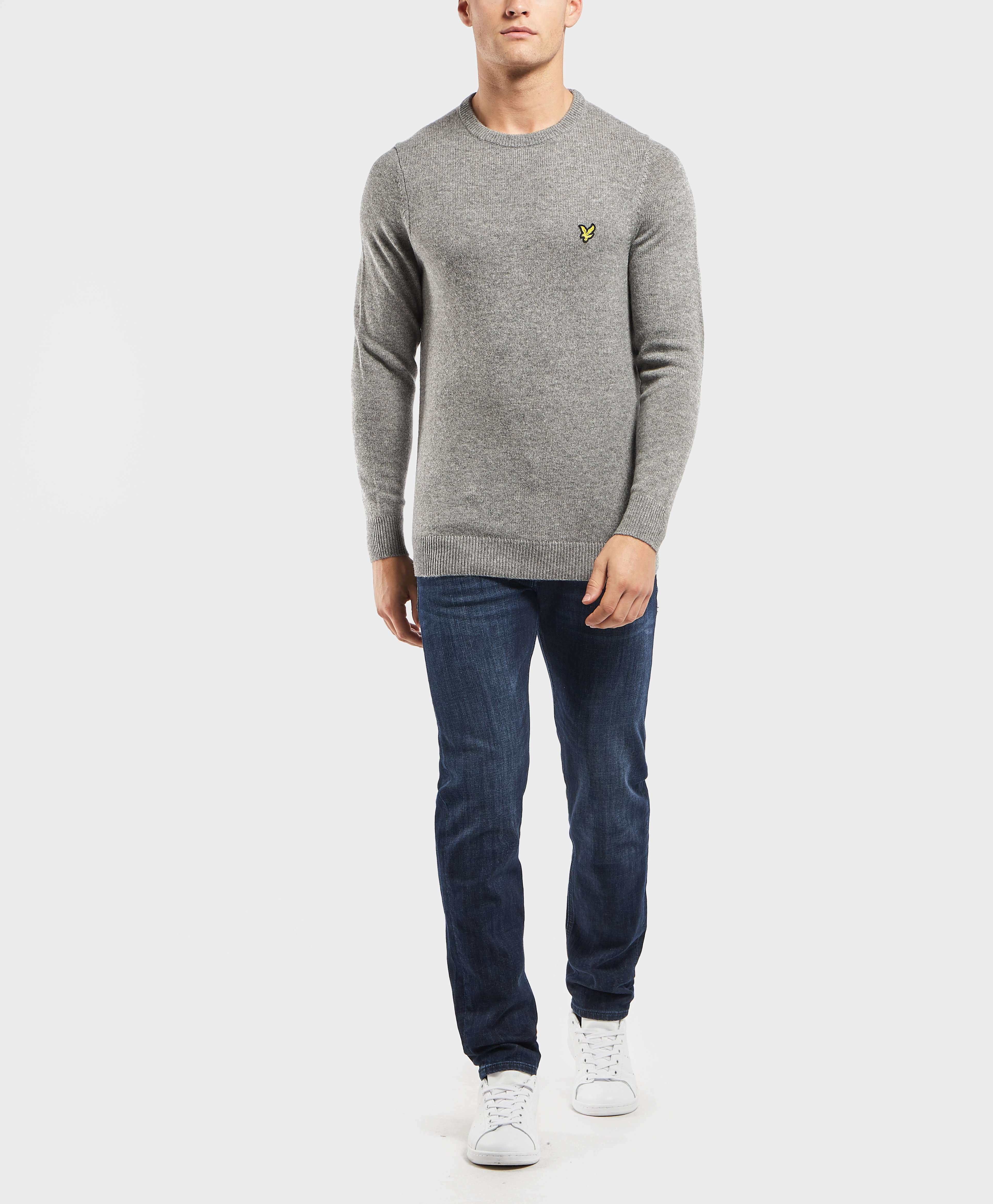 Lyle & Scott Lambswool Knitted Jumper