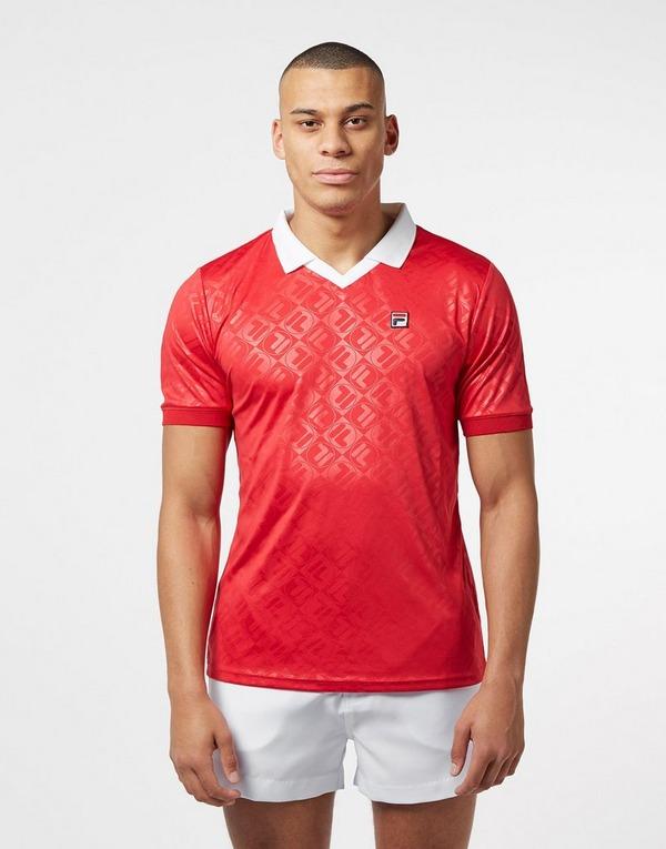 Fila Vintage Football Polo Shirt - Online Exclusive