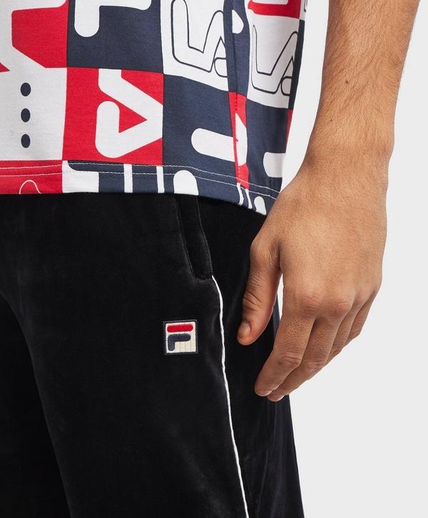22869c61a2b3 Fila Velour Track Pants - Online Exclusive | scotts Menswear