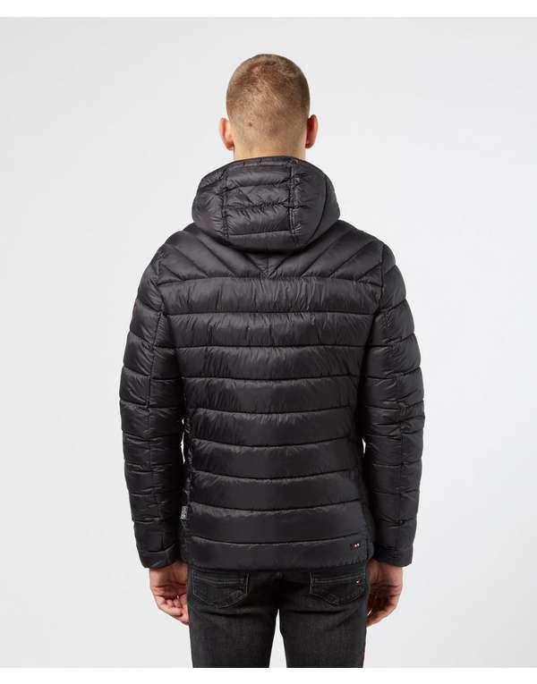 2a5cb949795 Napapijri Aerons Padded Bubble Jacket | scotts Menswear