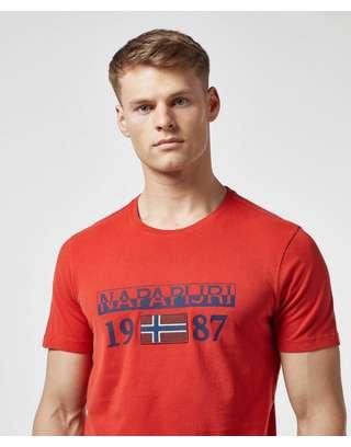 Napapijri Solin Short Sleeve T-Shirt