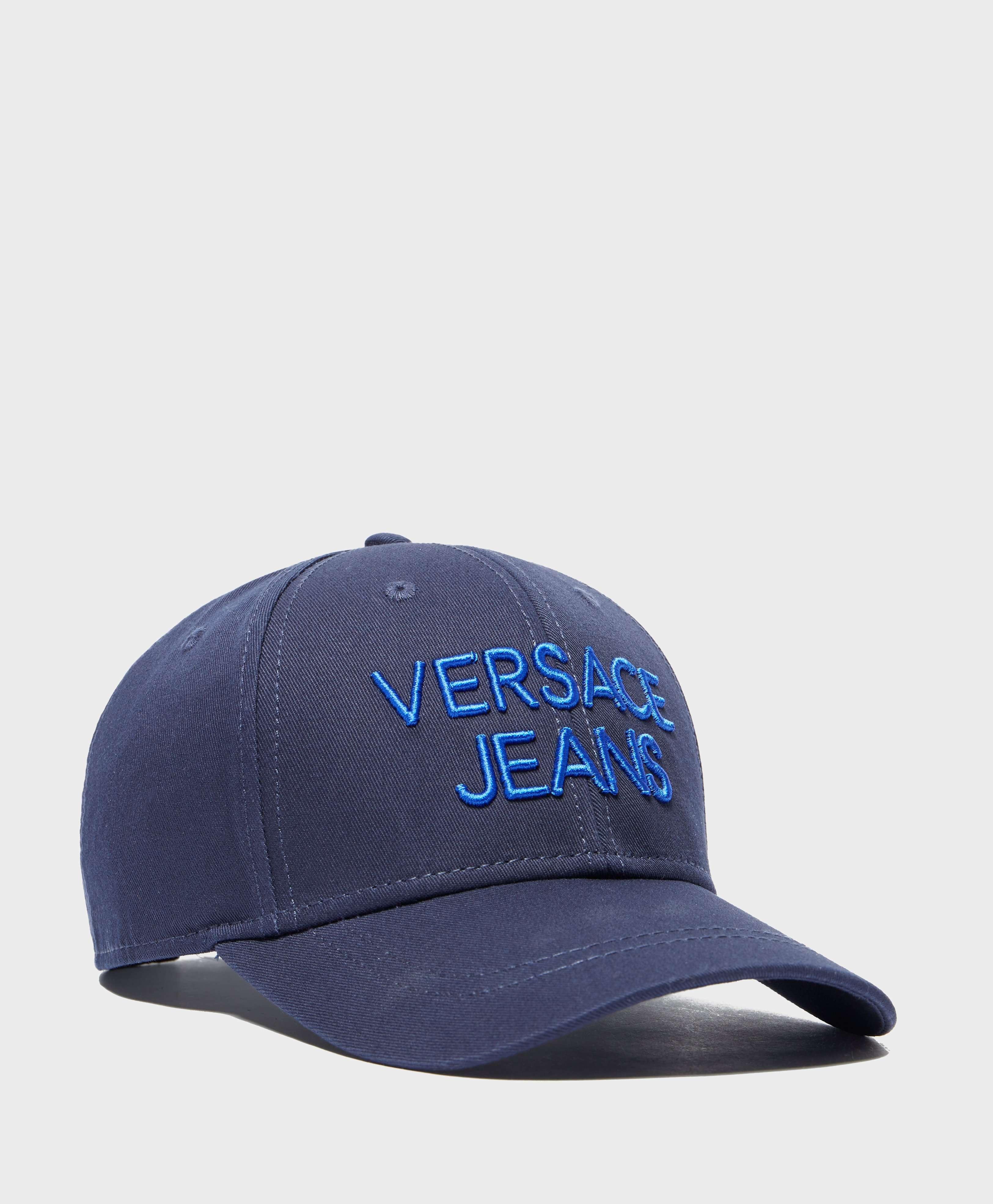 Versace Jeans Logo Cap