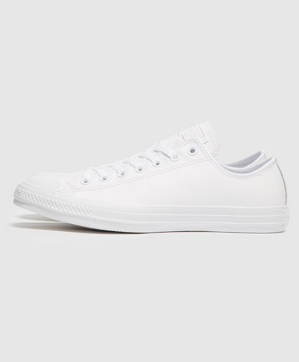 38affda3bf8 Converse All Star Ox Leather Mono
