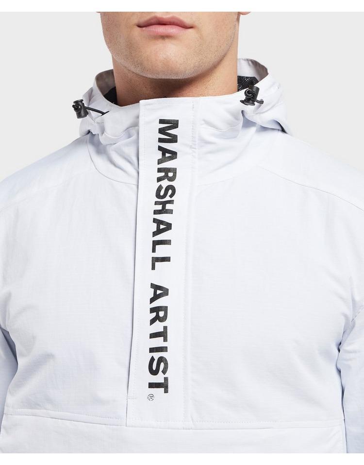 Marshall Artist Ripstop Half Zip Jacket