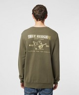 True Religion Core Buddha Sweatshirt