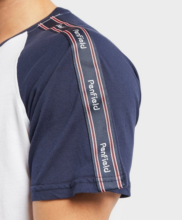 Penfield Kenney Tape Short Sleeve T-Shirt