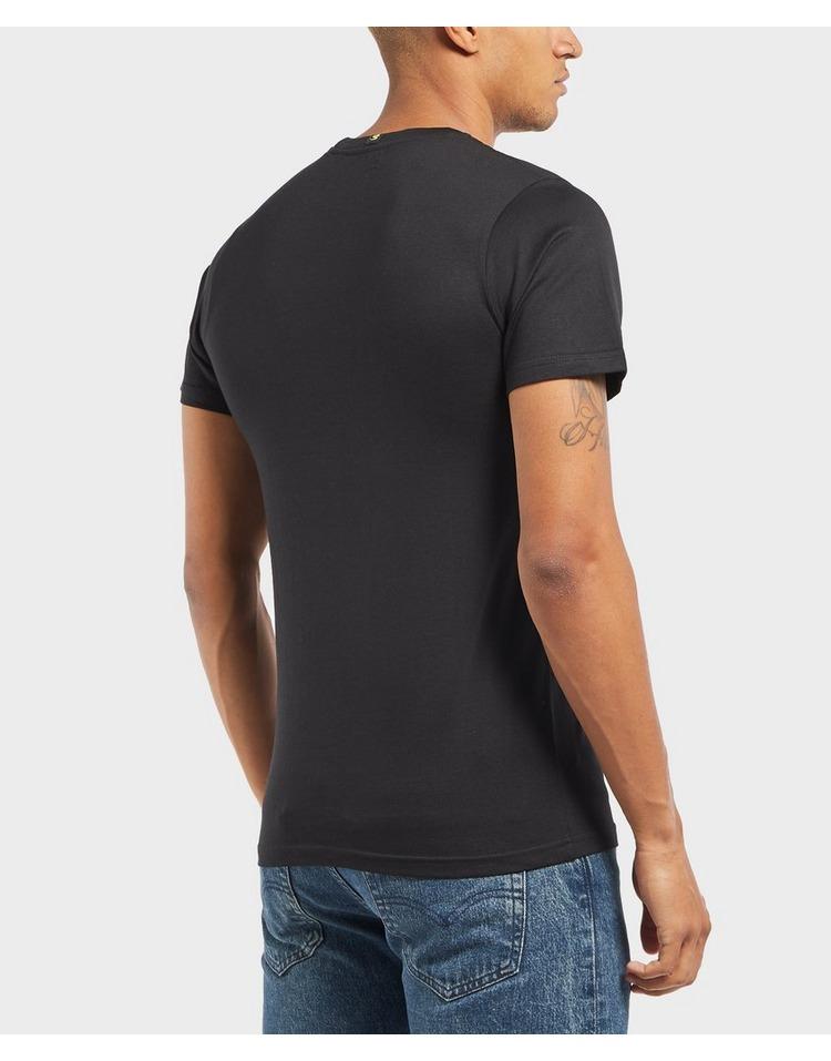 Gio Goi Split Logo Short Sleeve T-Shirt - Online Exclusive