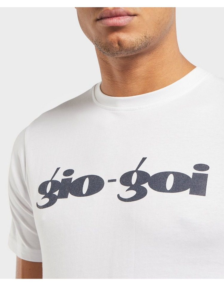 Gio Goi Large Logo Short Sleeve T-Shirt - Online Exclusive