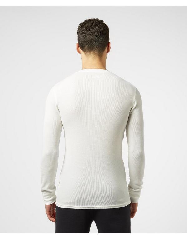 Polo Ralph Lauren Underwear Mini Waffle Long Sleeve T-Shirt