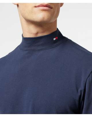 Tommy Hilfiger Mock Long Sleeve T-Shirt
