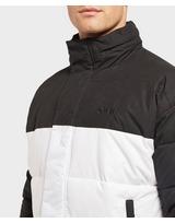 Schott Nebraska Colour Block Padded Jacket