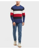 Tommy Hilfiger Colour Block Knitted Jumper