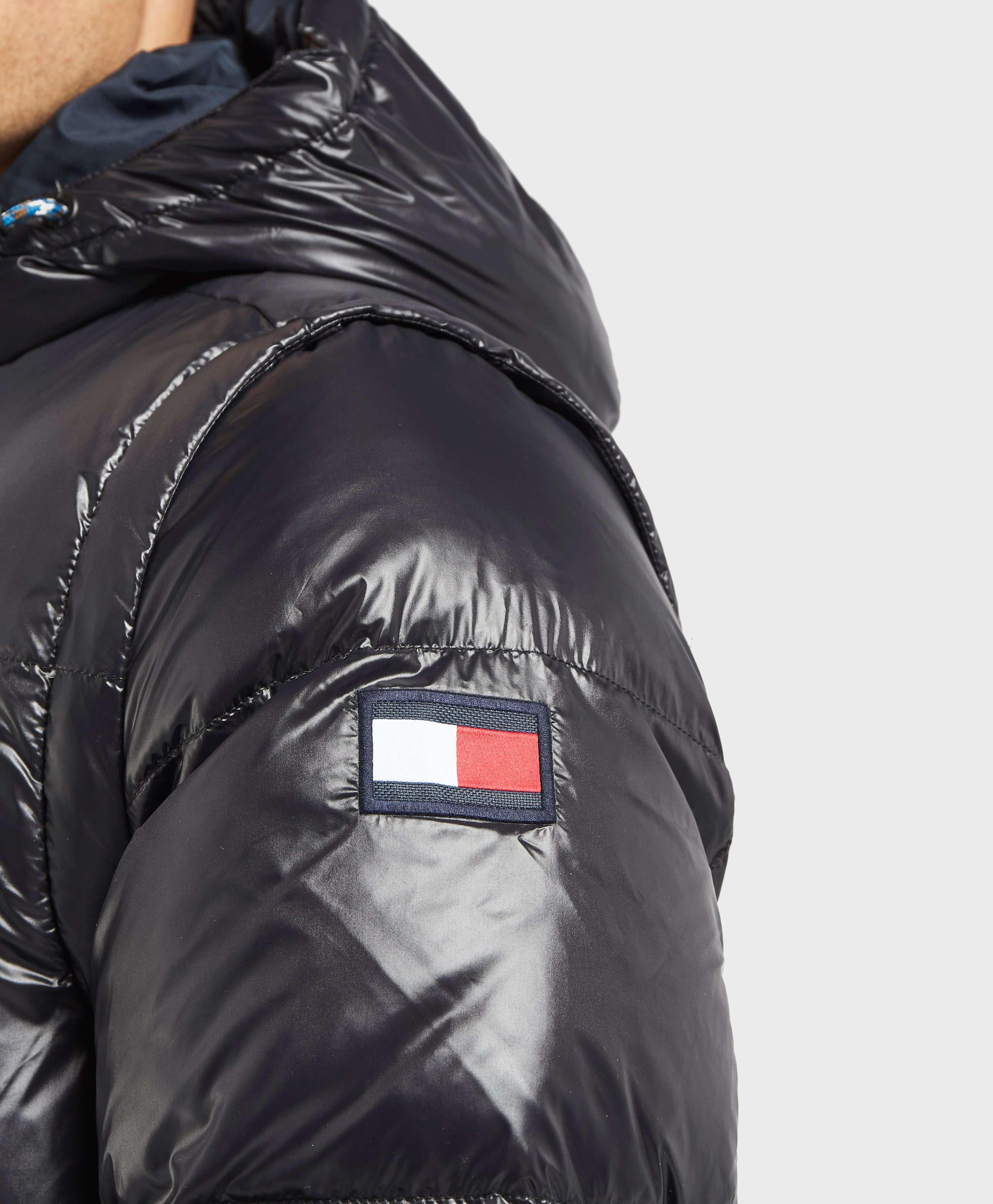 Tommy Hilfiger Shiny Down Jacket