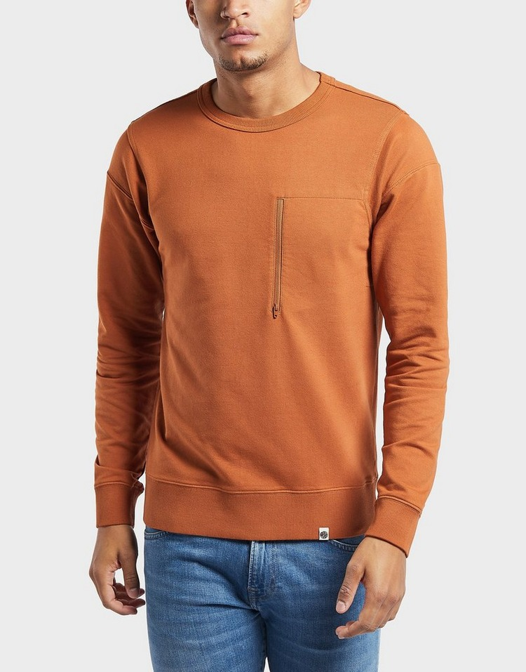 Pretty Green Cavendish Zip Pocket Sweatshirt