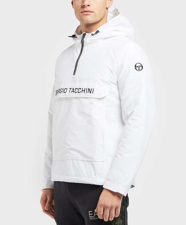 462f5d5bd Sergio Tacchini Into Half Zip Anorak Jacket | scotts Menswear