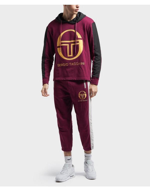 Sergio Tacchini Irbis Cropped Cuffed Fleece Pants