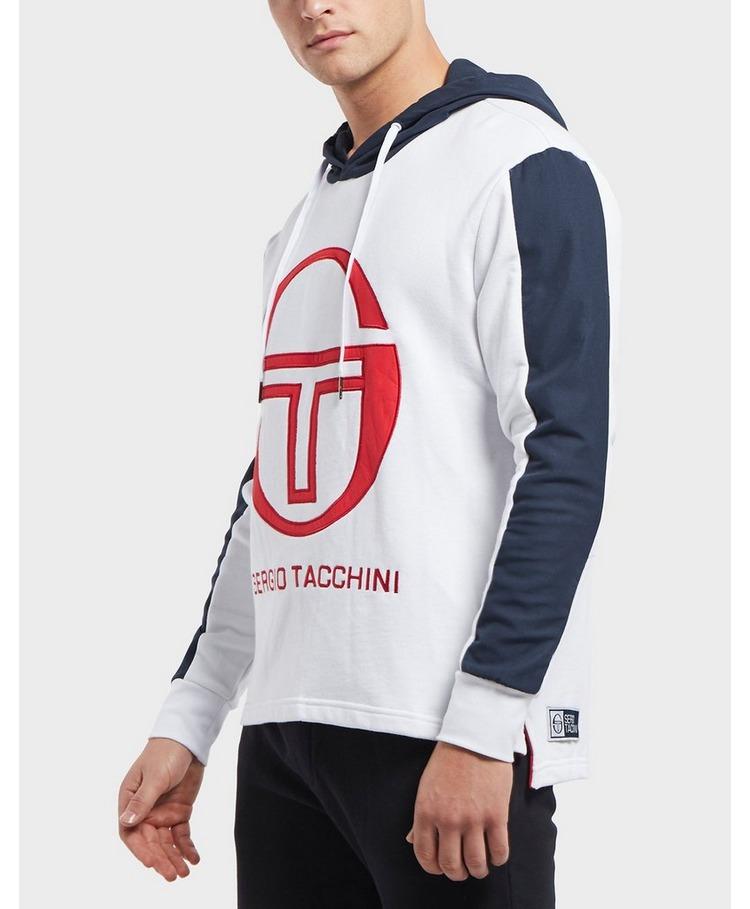 Sergio Tacchini Large Logo Overhead Hoodie