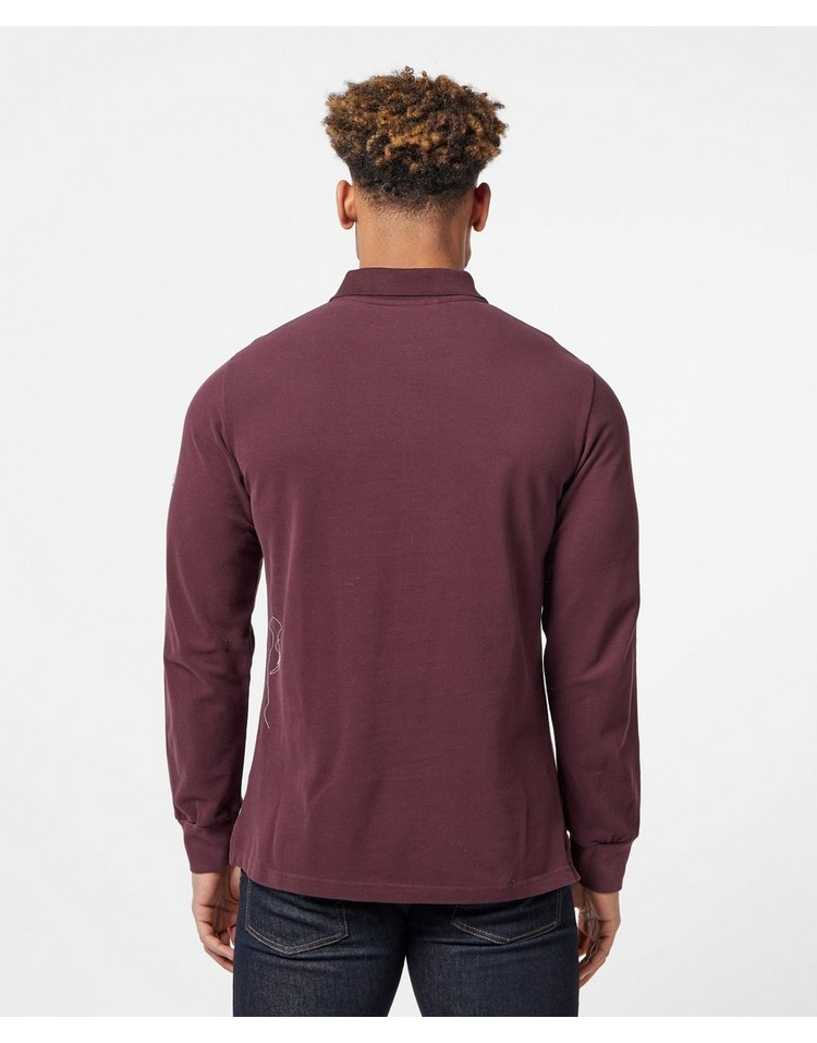 Pyrenex Laurel Long Sleeve Polo Shirt