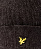 Lyle & Scott Knitted Eagle Beanie