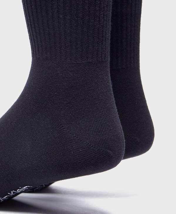 Calvin Klein 2-Pack Large Logo Socks