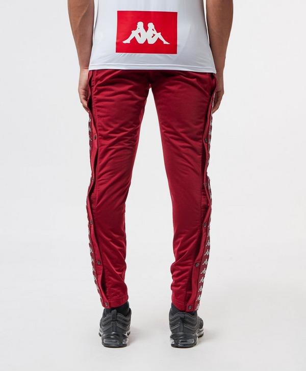 Kappa Banda Snap Slim Track Pants