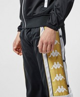 Kappa Banda 10 Snap Button Tape Track Pants