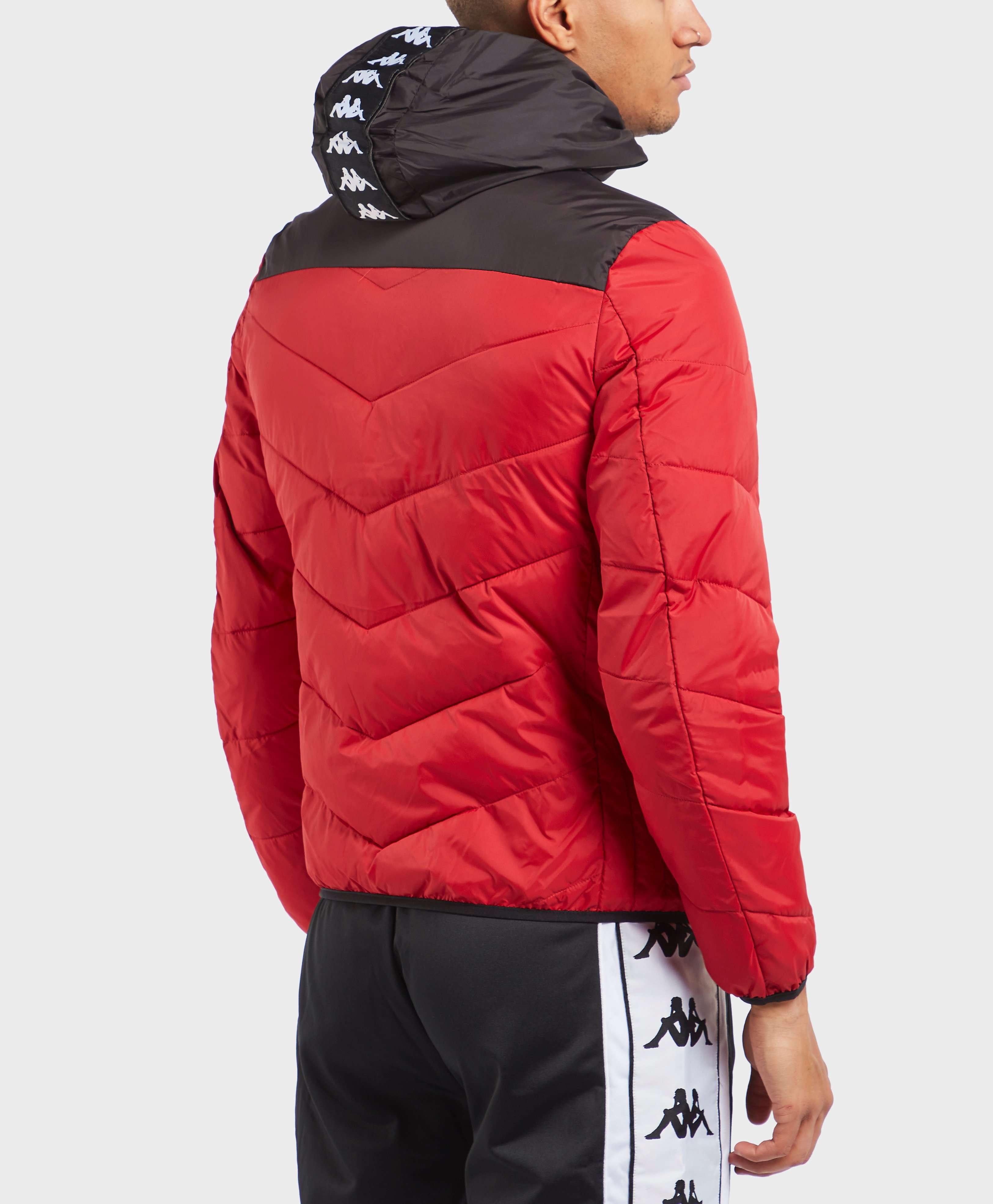 Kappa Authentic Banda Amarit Padded Jacket