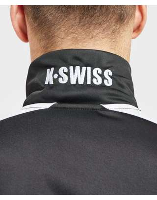 K-Swiss Oakland Full Zip Track Top - Online Exclusive