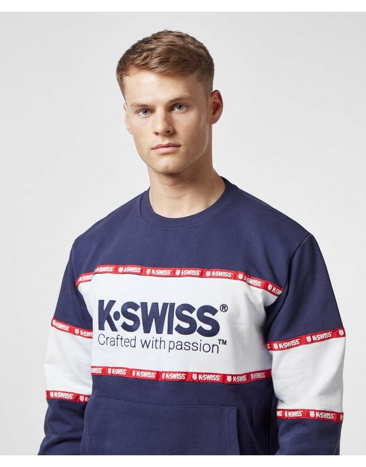 K-Swiss Modest Sweatshirt - Online Exclusive
