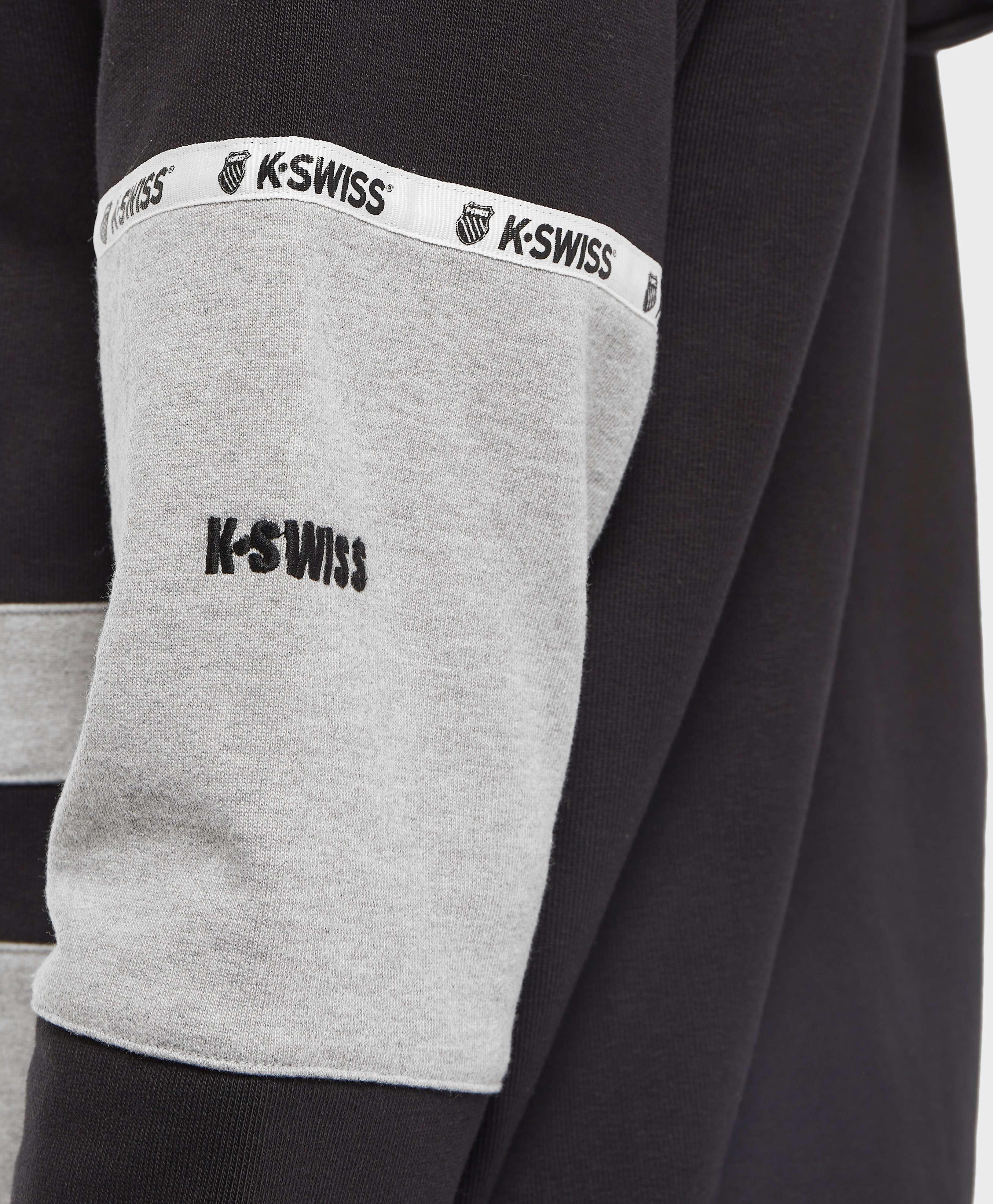 K-Swiss Richmond Overhead Hoodie - Online Exclusive