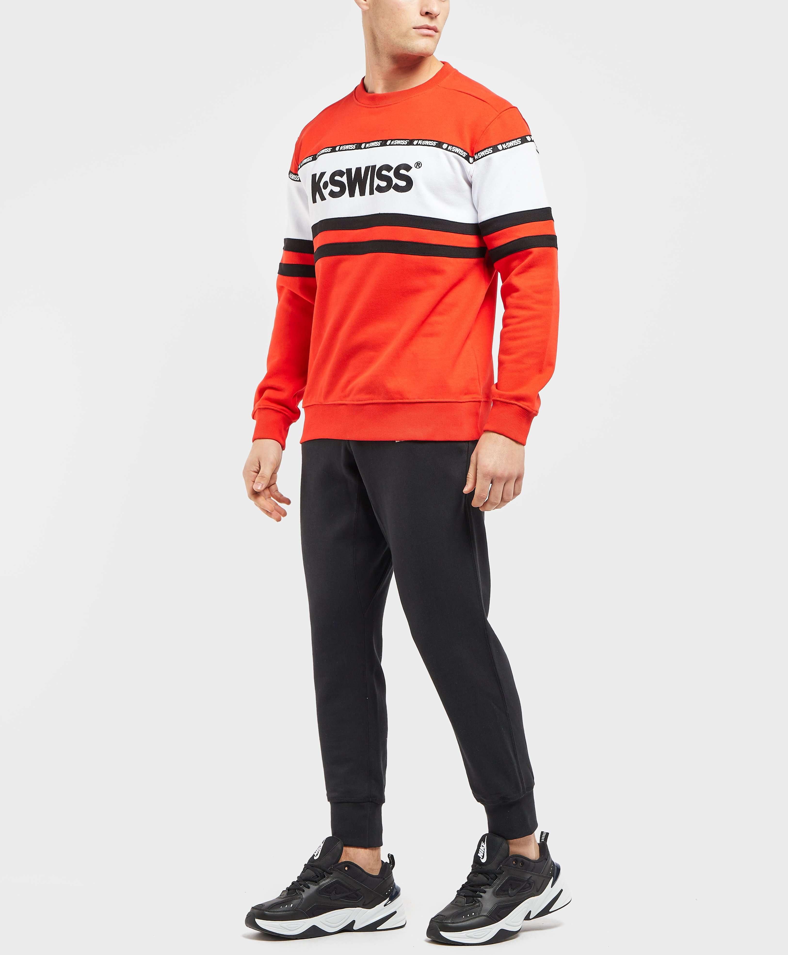 K-Swiss Fresno Crew Sweatshirt - Online Exclusive