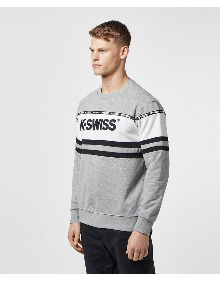 K-Swiss Fresno Crew Sweatshirt - Online Exclusive