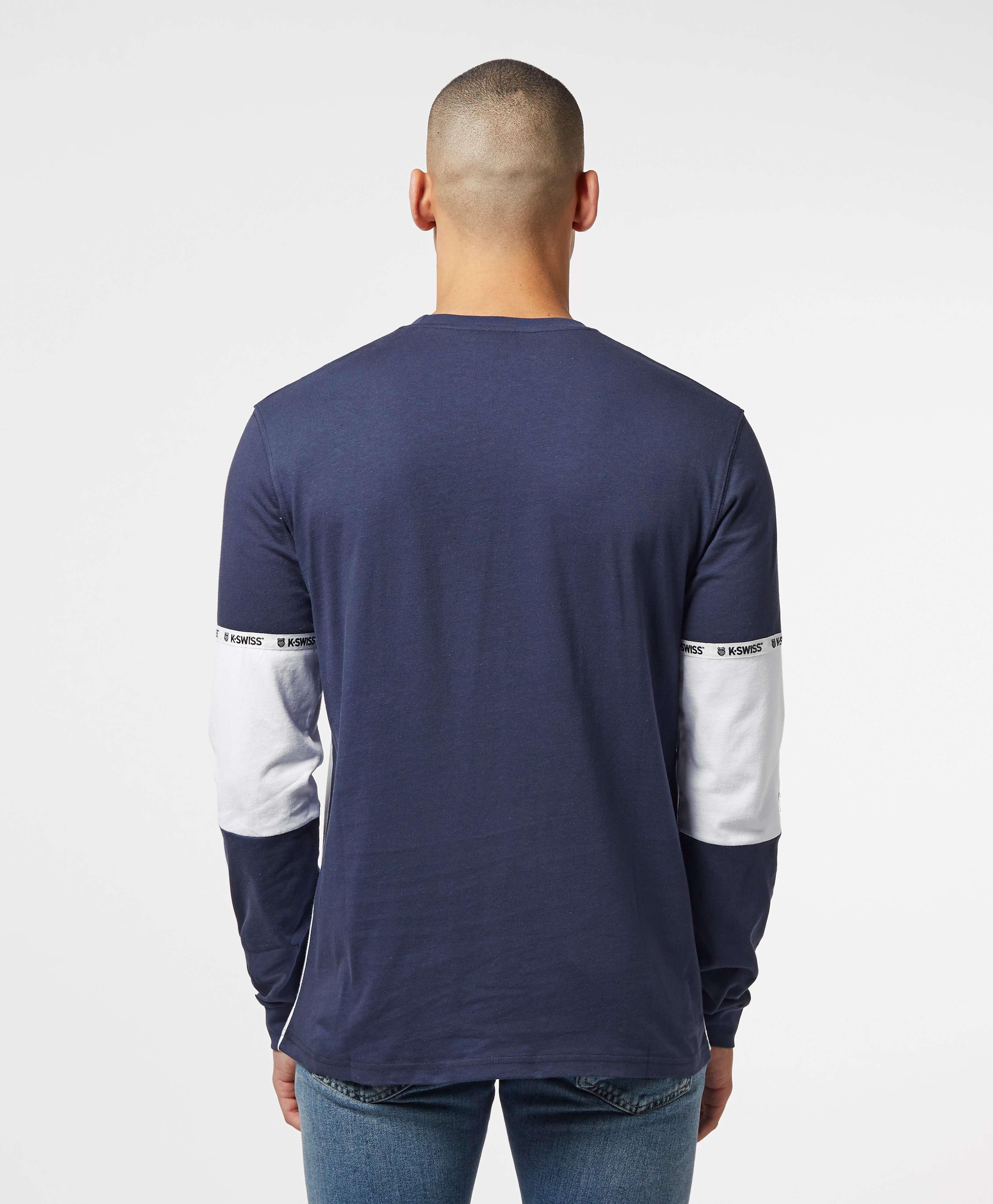 K-Swiss Fairfield Long Sleeve T-Shirt - Online Exclusive