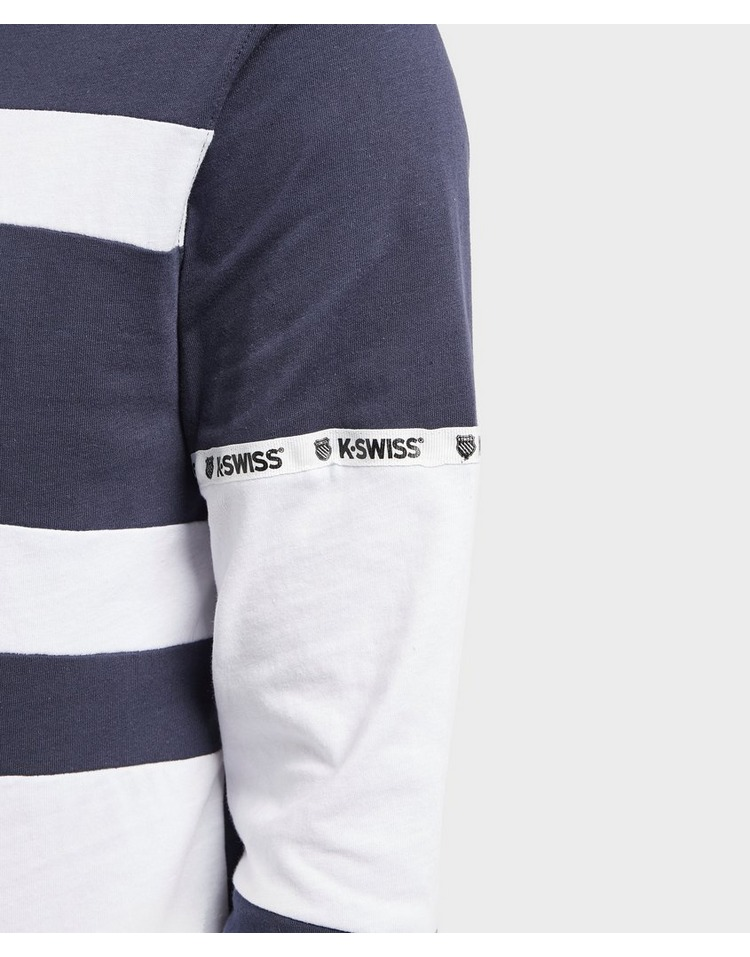 K-Swiss Fairfield Long Sleeve T-Shirt - Online Exclusive