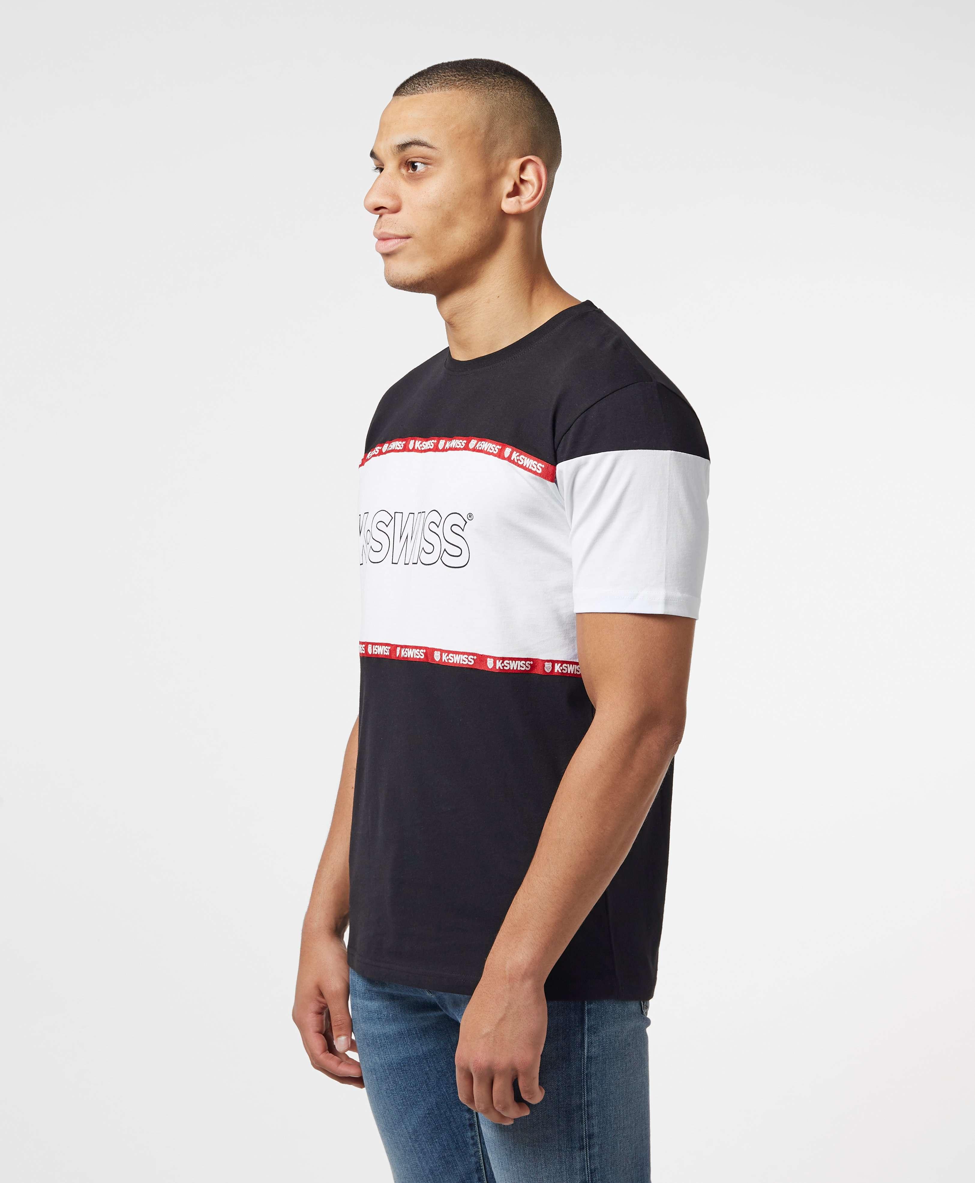 K-Swiss Crenshaw Short Sleeve T-Shirt - Online Exclusive