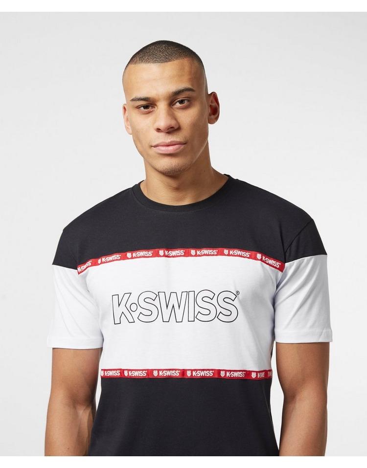 K-Swiss Crenshaw Short Sleeve T-Shirt