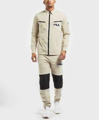 Fila Condor Long Sleeve Overshirt