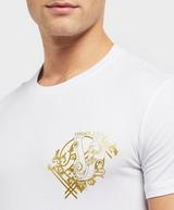 Versace Jeans Foil Logo Short Sleeve T-Shirt