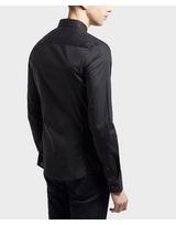Versace Jeans Stitch Logo Long Sleeve Shirt